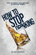 How to Stop Drinking PDF