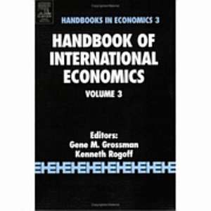 Handbook of International Economics PDF