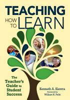 Teaching How to Learn PDF