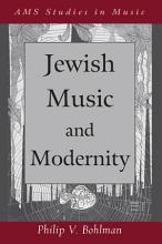Jewish Music and Modernity PDF