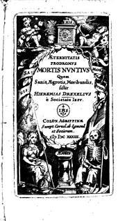 Aeternitatis prodromus, mortis nuntius