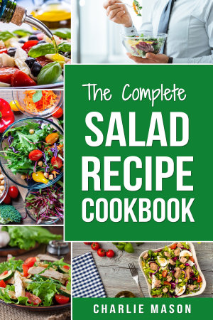 Salad Recipe Cookbook  Salad Recipe Books Simple Salad Recipe Book