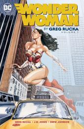 Wonder Woman By Greg Rucka Vol. 1: Volume 1