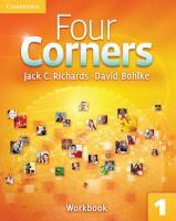 Four Corners Level 1 Workbook PDF