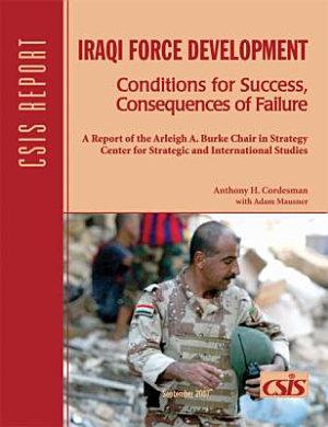Iraqi Force Development