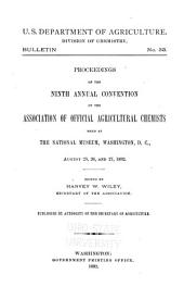 Proceedings of the [2d]-29th Annual Convention