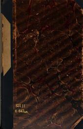 Das Hildebrandslied nach der handschrift von neuem hrsg., kritisch bearb. und erläutert: nebst bemerkungen über die ehemaligen Fulder codices der Kasseler bibliothek