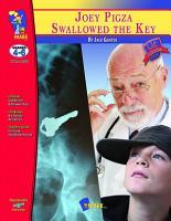 Joey Pigza Swallowed the Key Lit Link Gr  4 6 PDF