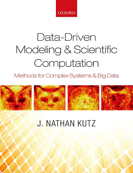 Data Driven Modeling   Scientific Computation