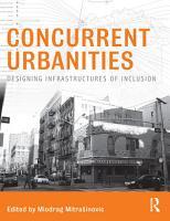 Concurrent Urbanities PDF