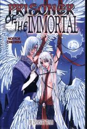 Prisoner of the Immortal: A Boy's Graphic Novel