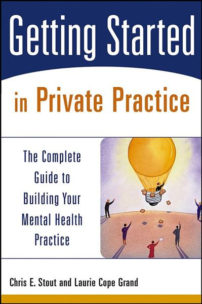 Getting Started in Private Practice PDF