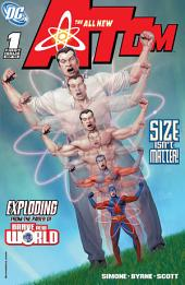 The All New Atom (2006-) #1
