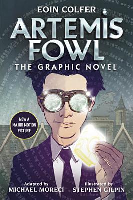 Artemis Fowl  The Graphic Novel  New  PDF