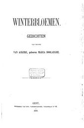 Winterbloemen: gedichten
