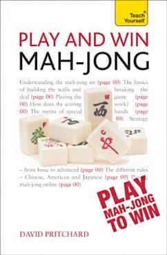 Play and Win Mah jong  Teach Yourself PDF
