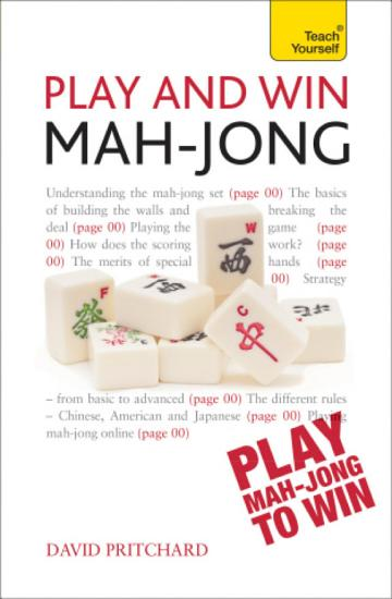 Play and Win Mah jong  Teach Yourself PDF