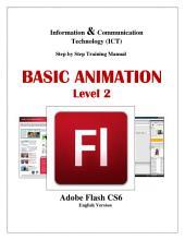 BASIC ANIMATION LEVEL 2: Adobe Flash CS6