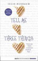 Tell me three things PDF