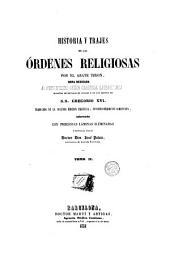 Historia y trajes de las Ordenes Religiosas, 4