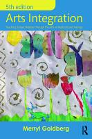 Arts Integration PDF