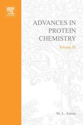 Advances in Protein Chemistry: Volume 11