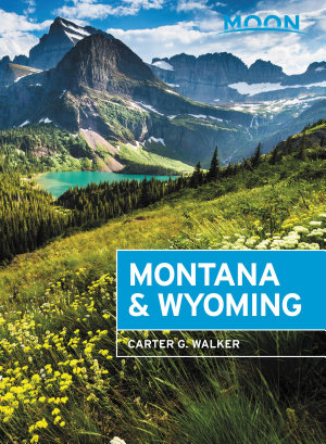 Moon Montana   Wyoming