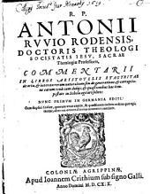 Commentarii in libros Aristotelis de ortu ... rerum naturalium