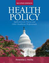 Health Policy: Edition 2