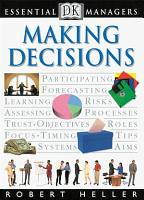 DK Essential Managers  Making Decisions PDF
