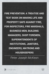Fire Prevention Book PDF