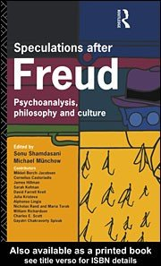 Speculations After Freud PDF
