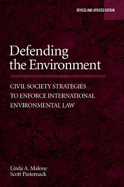 Defending the Environment PDF