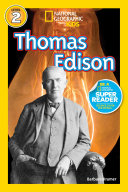 National Geographic Readers: Thomas Edison