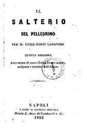 Il salterio del pellegrino per D. Luigi Tosti