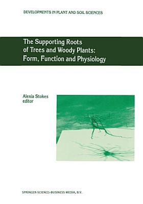 The Supporting Roots of Trees and Woody Plants  Form  Function and Physiology