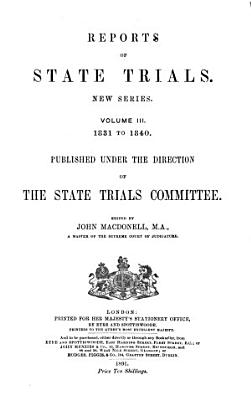 Reports of State Trials PDF