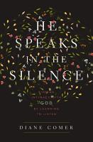 He Speaks in the Silence PDF