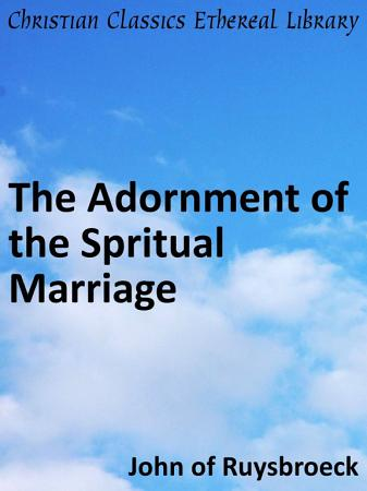 The Adornment of the Spritual Marriage PDF