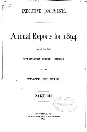 Executive Documents  Annual Reports PDF