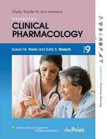 Study Guide to Accompany Roach s Introductory Clinical Pharmacology PDF