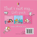 That's Not My Girls Pack