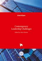 Contemporary Leadership Challenges PDF