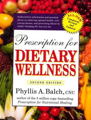 Prescription for Dietary Wellness PDF