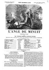 L'ange de minuit drame en cinq actes par Théodore Barrière et Édouard Plouvier