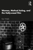 Women  Method Acting  and the Hollywood Film PDF