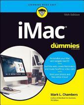 iMac For Dummies: Edition 10