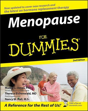 Menopause For Dummies PDF