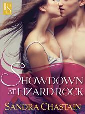 Showdown at Lizard Rock: A Loveswept Classic Romance