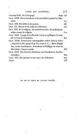 Voyage du jeune Anacharsis en Grèce: vers le milieu du quatrième siècle avant l'ère vulgaire, Volume2